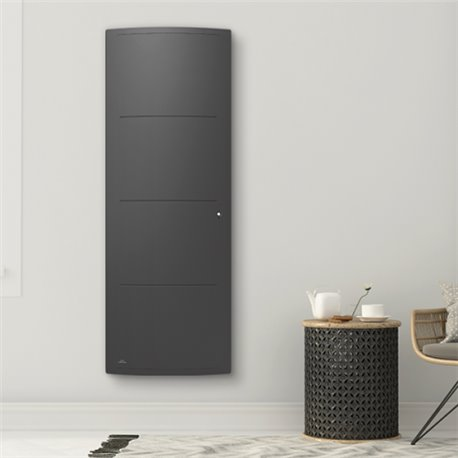 Adeos Smart ECOcontrol, A693647 Vertical 2000 W Anthracite