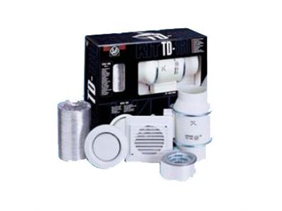Kits complets d'installation MIXVENT TD Unelvent